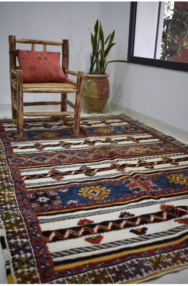 Grand Tapis Vintage Demoiselle