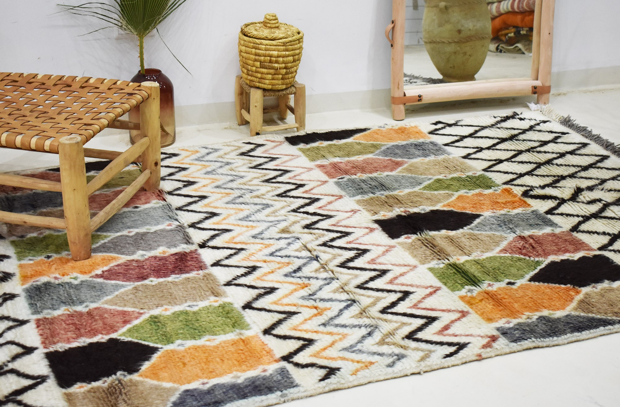 Large Carpet Mrirt Crafts