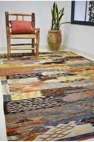 Grand tapis Vintage Multitude