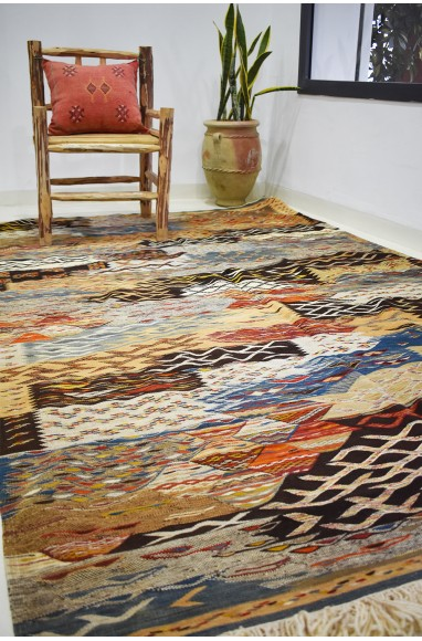 Grand tapis Vintage Mélange