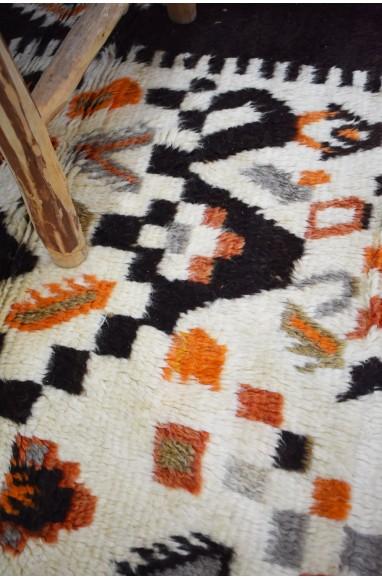Large Berber carpet Autumn