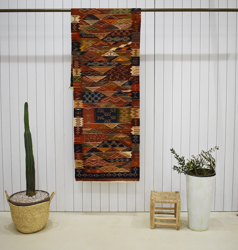 Long Berber Hallway Carpet Polygons