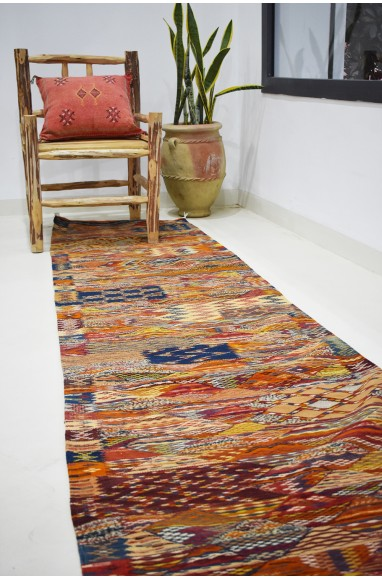 Long Berber Treasure Hall Carpet