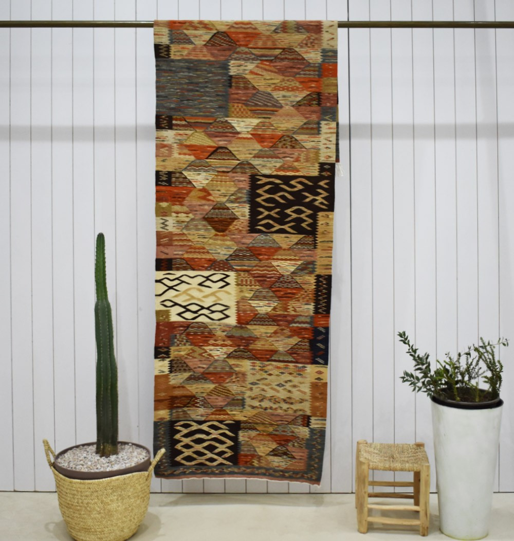 Berber hallway rug Africa collection
