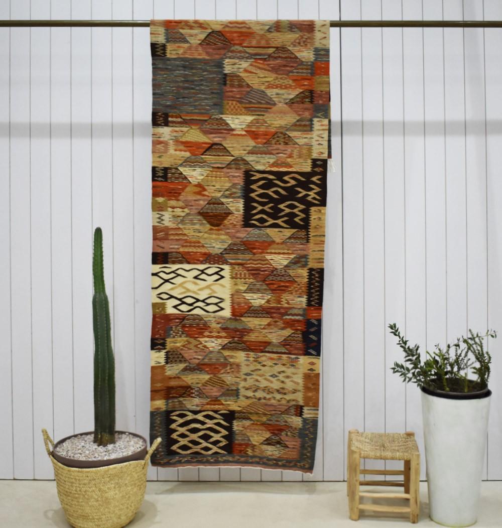 Tapis berbère de couloir collection Afrique