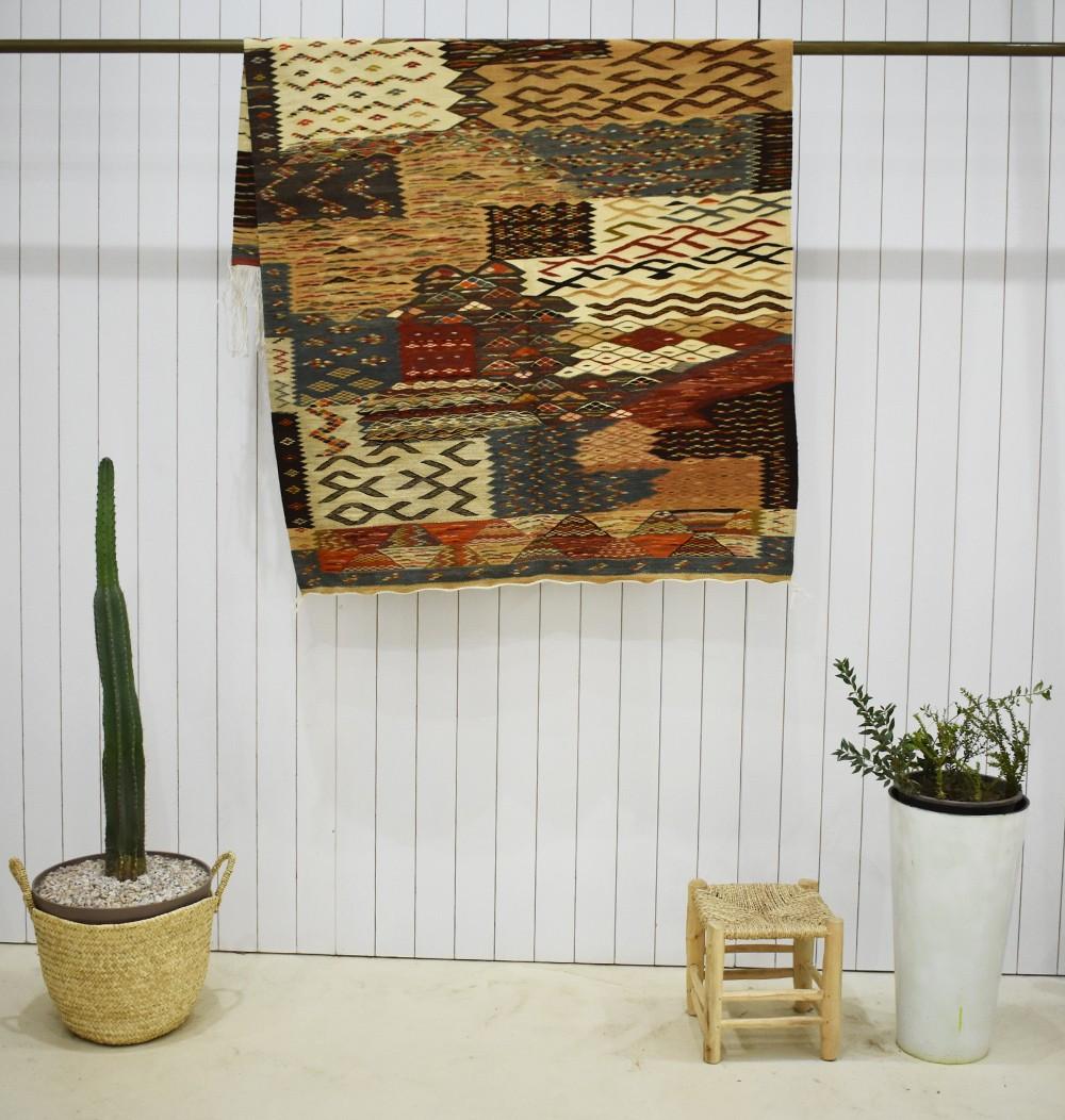 Berber carpet Terre d'Afrique