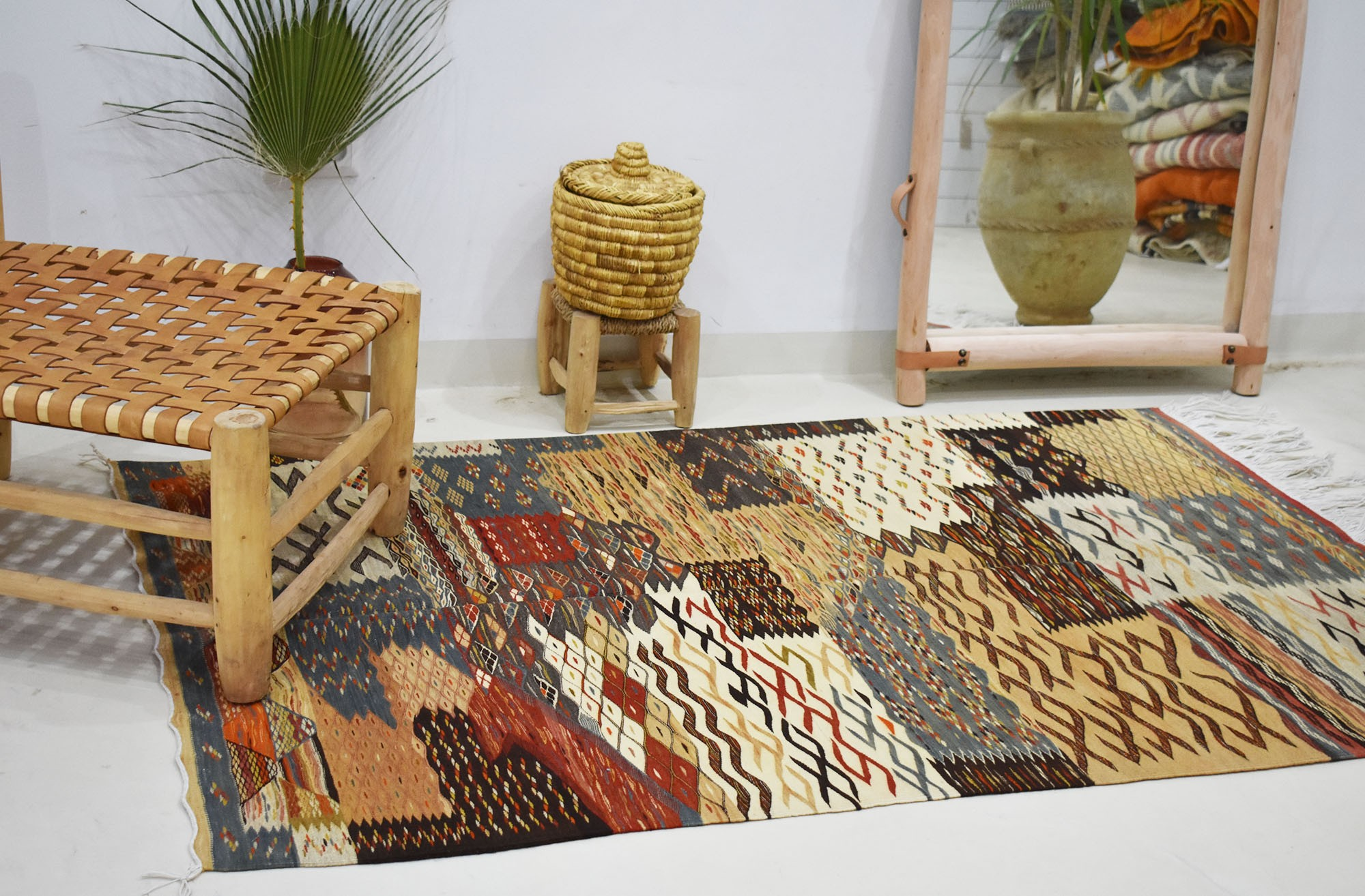 Tapis berbère Terre d'Afrique