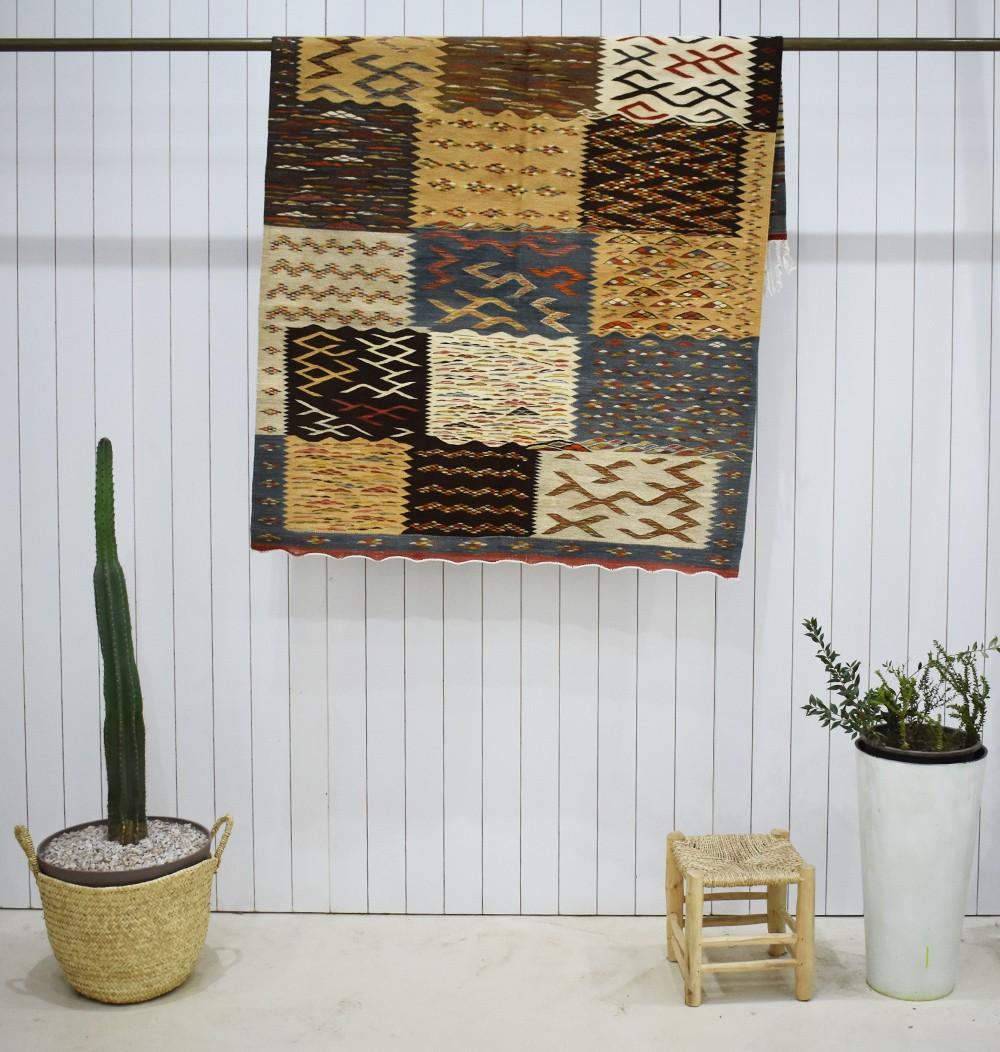 Berber carpet African atmosphere