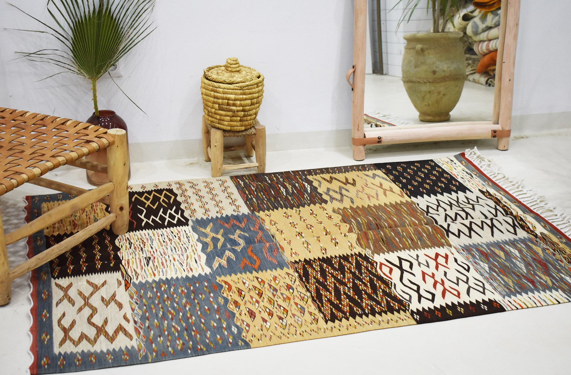 Tapis berbère Ambiance Africaine