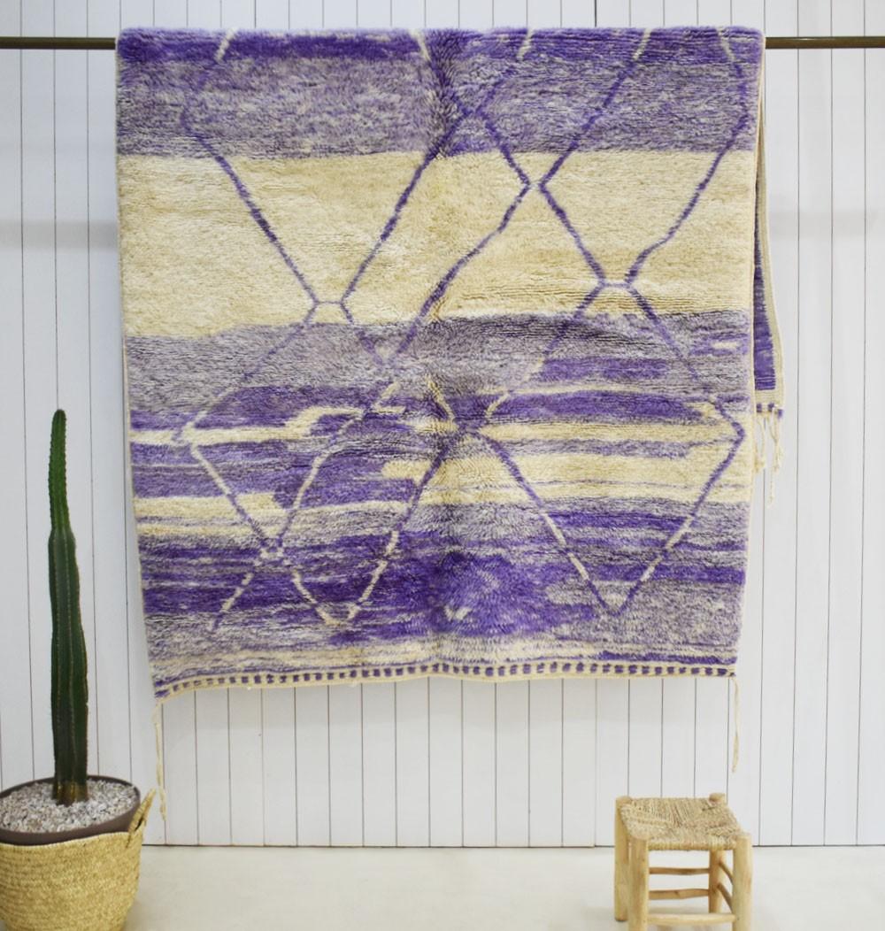Mrirt rug Azur purple