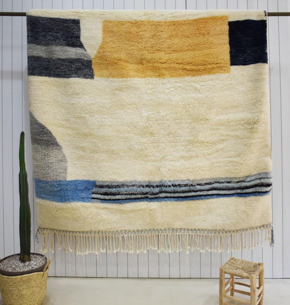 Mrirt Antarctic rug