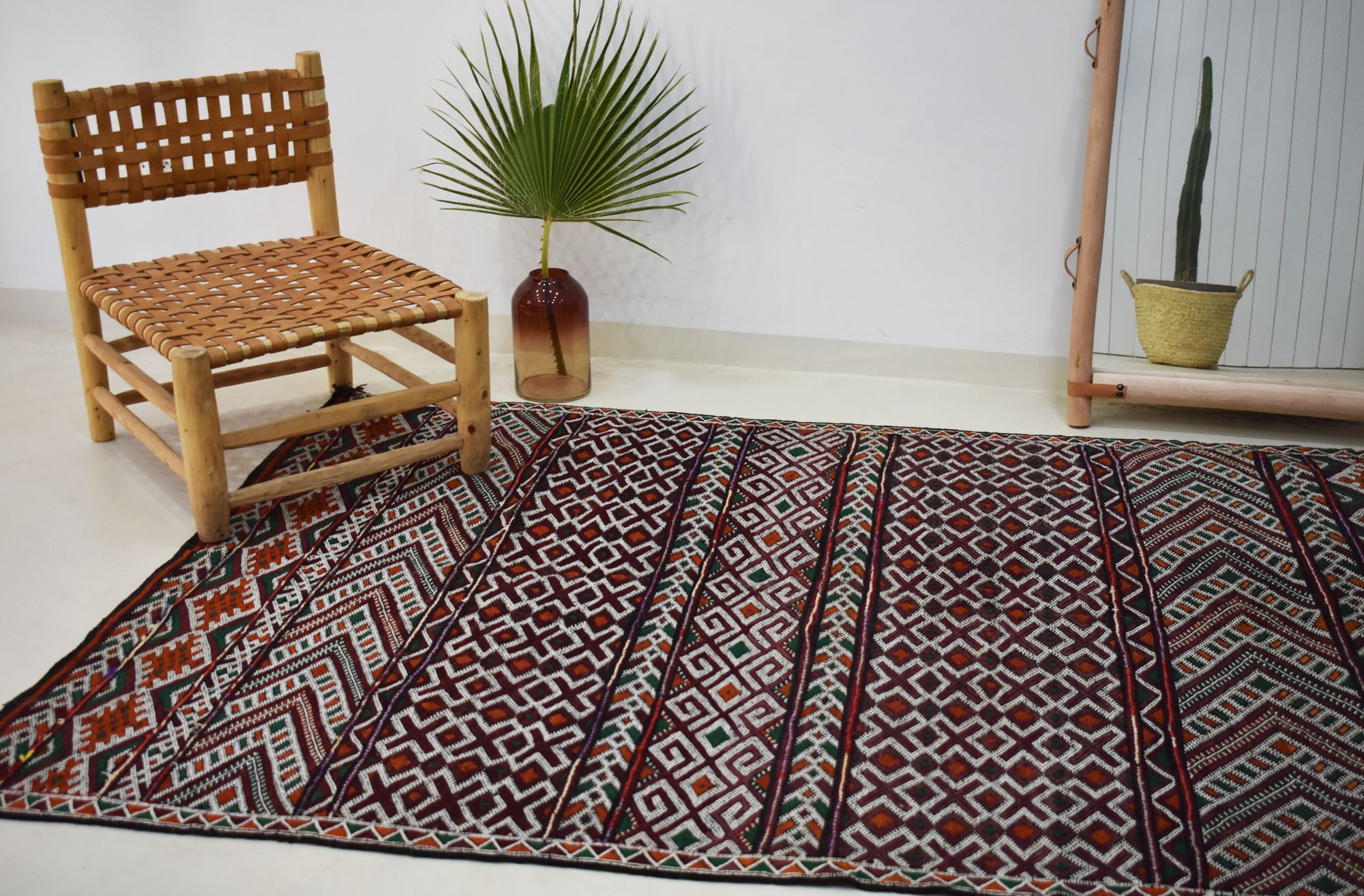 Tapis Vintage Multiplication