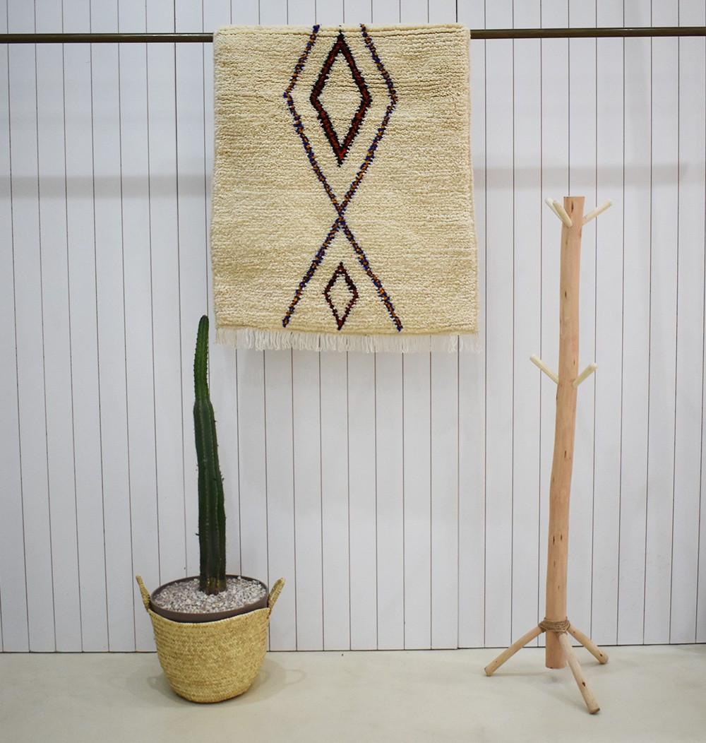 Small beniouarain carpet