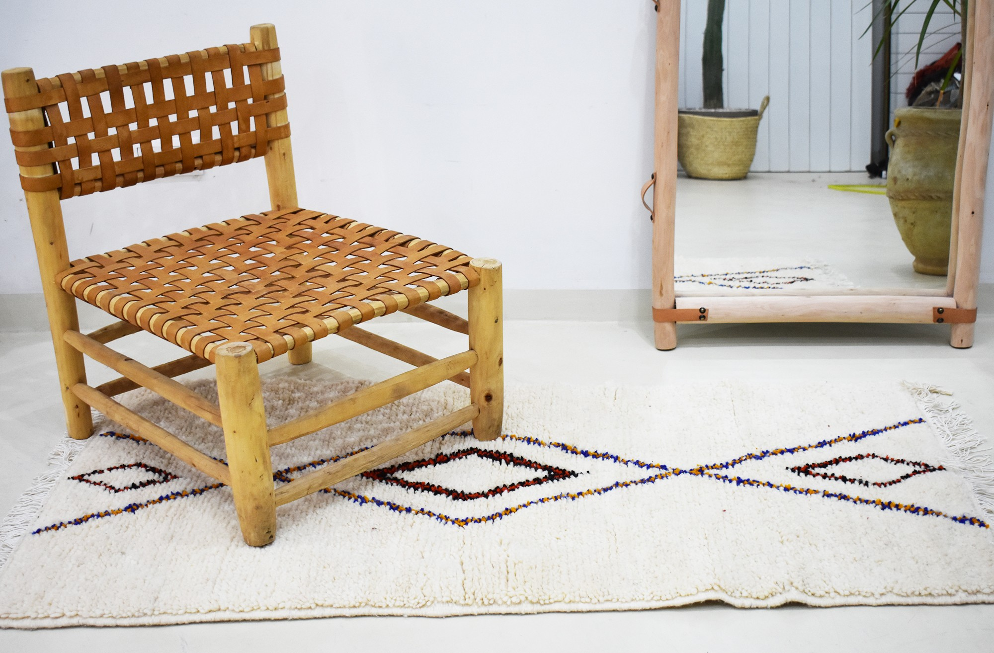 Petit tapis beniouarain