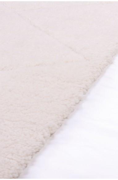 Beni Ouarain carpet 10 tone on tone diamonds