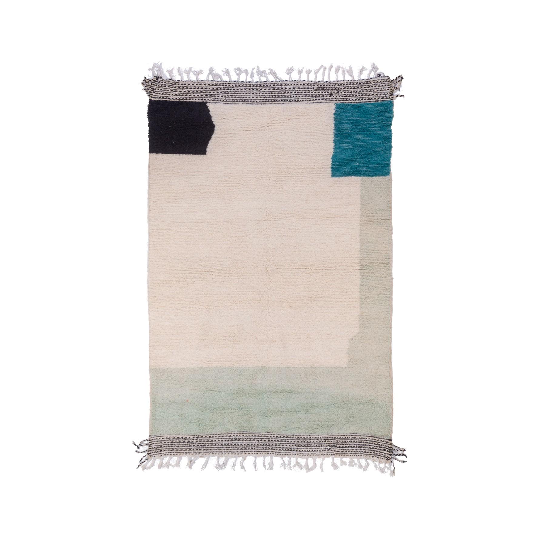 Beni Ouarain carpet 6 colors