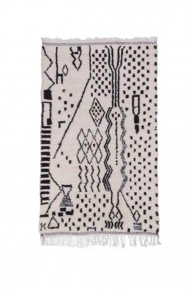 Azilal carpet Description