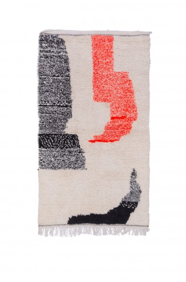 Azilal rug Heather patterns