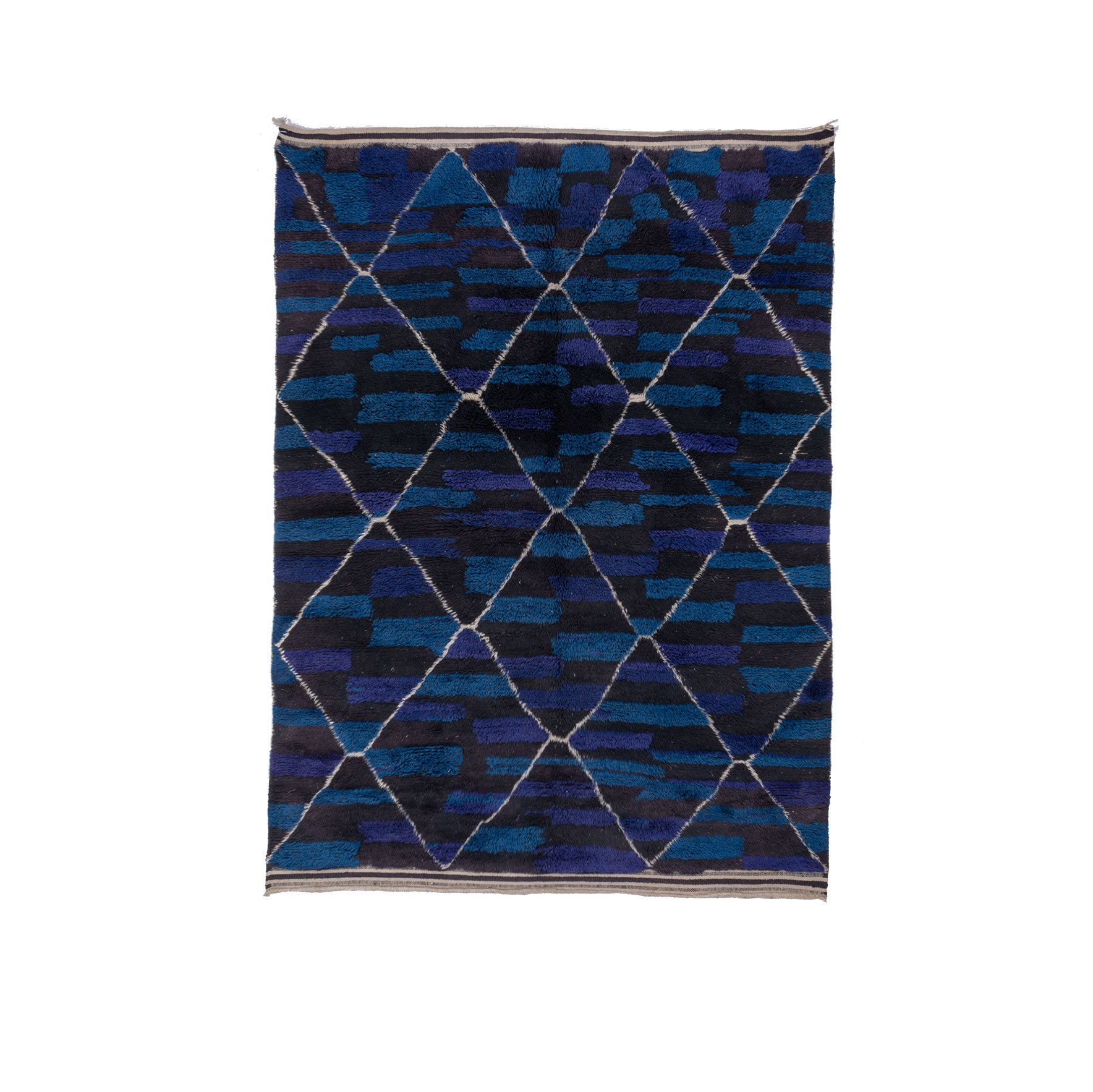 Tapis Vintage Superposition