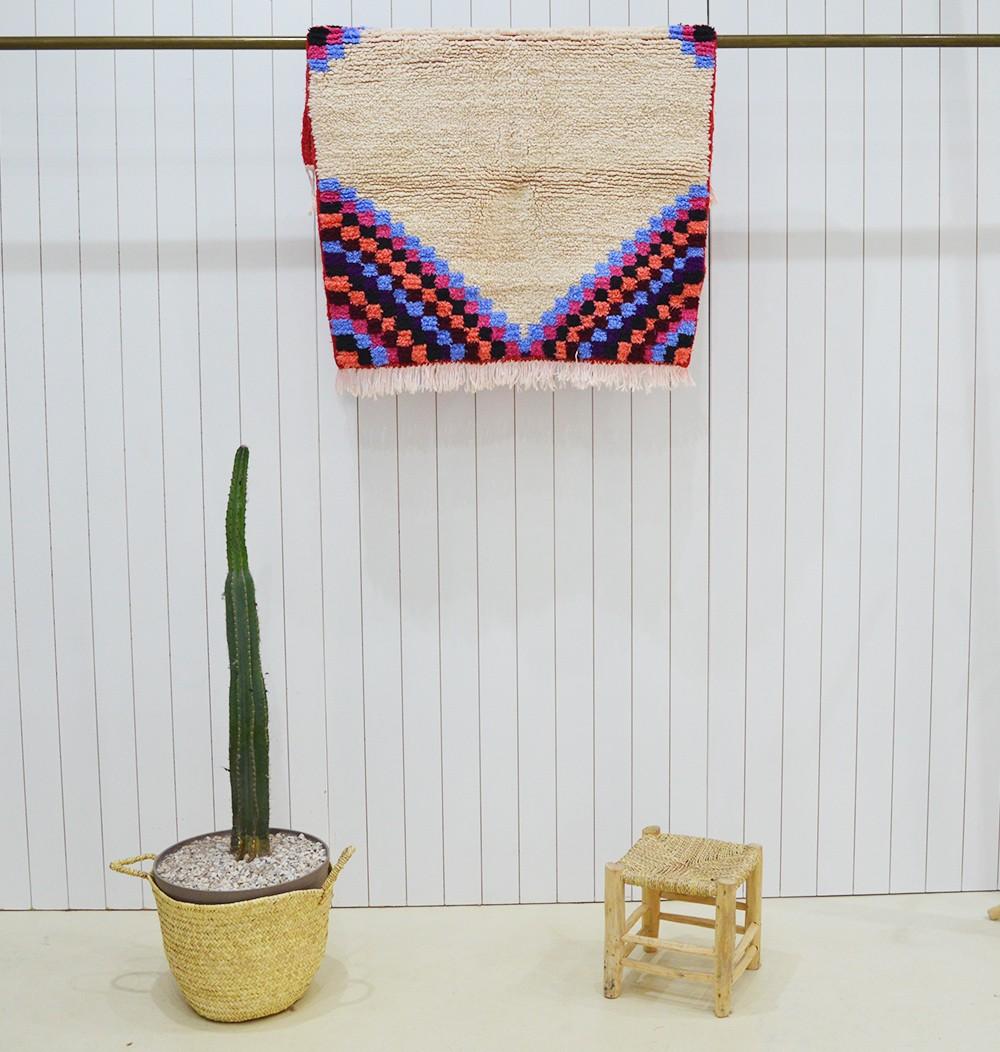 Azilal Kaleidoscope rug