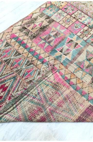 Vintage Square Rug