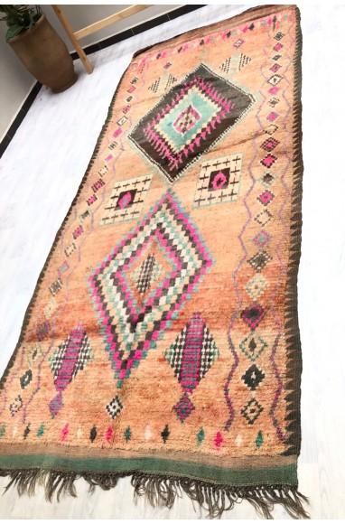 Vintage Scottish Rug