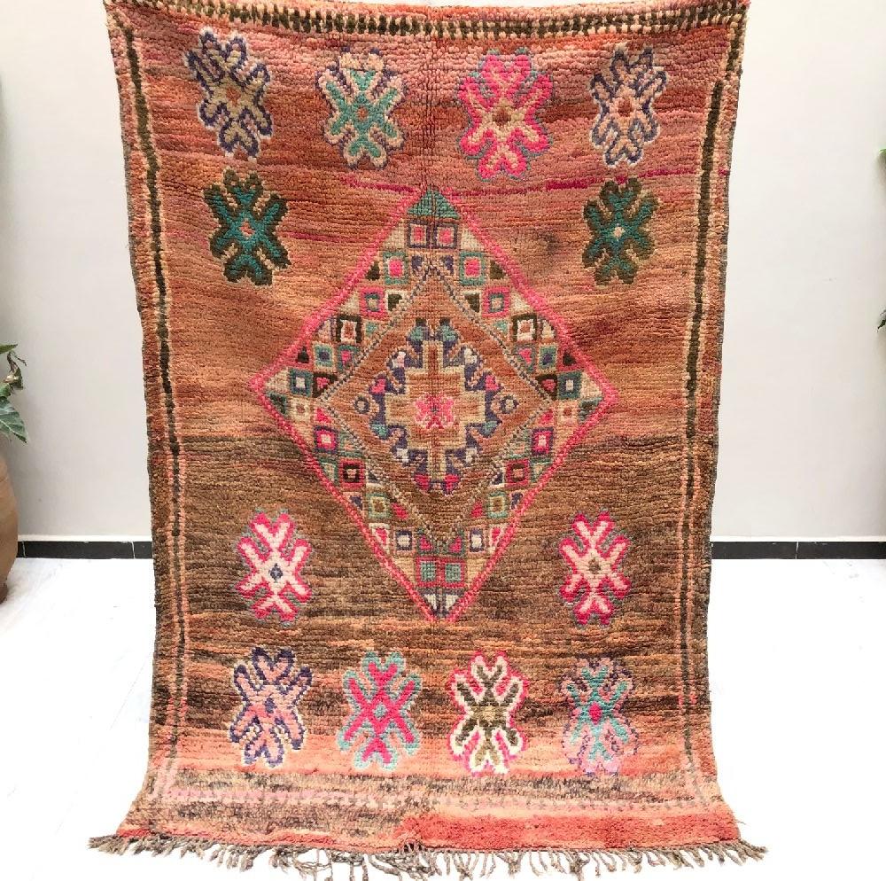 Vintage Ecrin Rug
