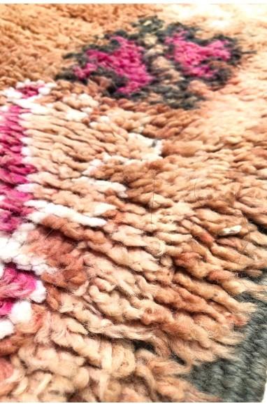 Tapis Vintage en laine épaisse