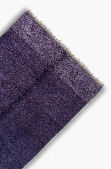 Indigo blue berber carpet