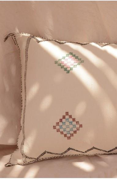 Traversin Sabra blanc pur