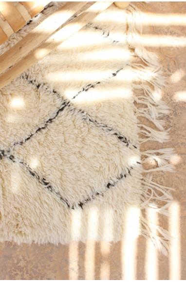 Tapis berbère marmoucha losanges
