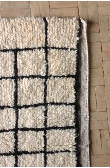 petit Azilal grille de carreaux