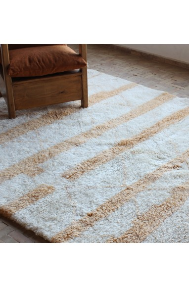 Tapis Mrirt Orange et aurore