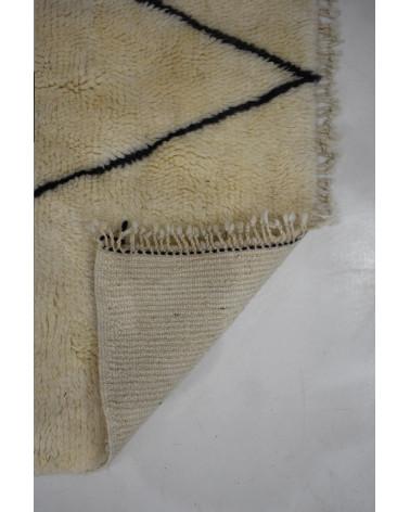 petit tapis Mrirt uni losange
