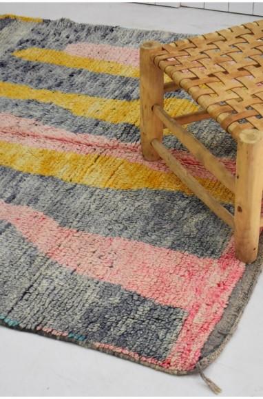 tapis berbere multicolore 160 x 250 cm