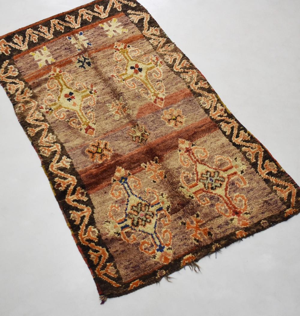 "Berber carpet ""Medieval"" style"