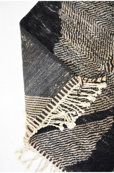 Tapis berbère aux allures très africaines