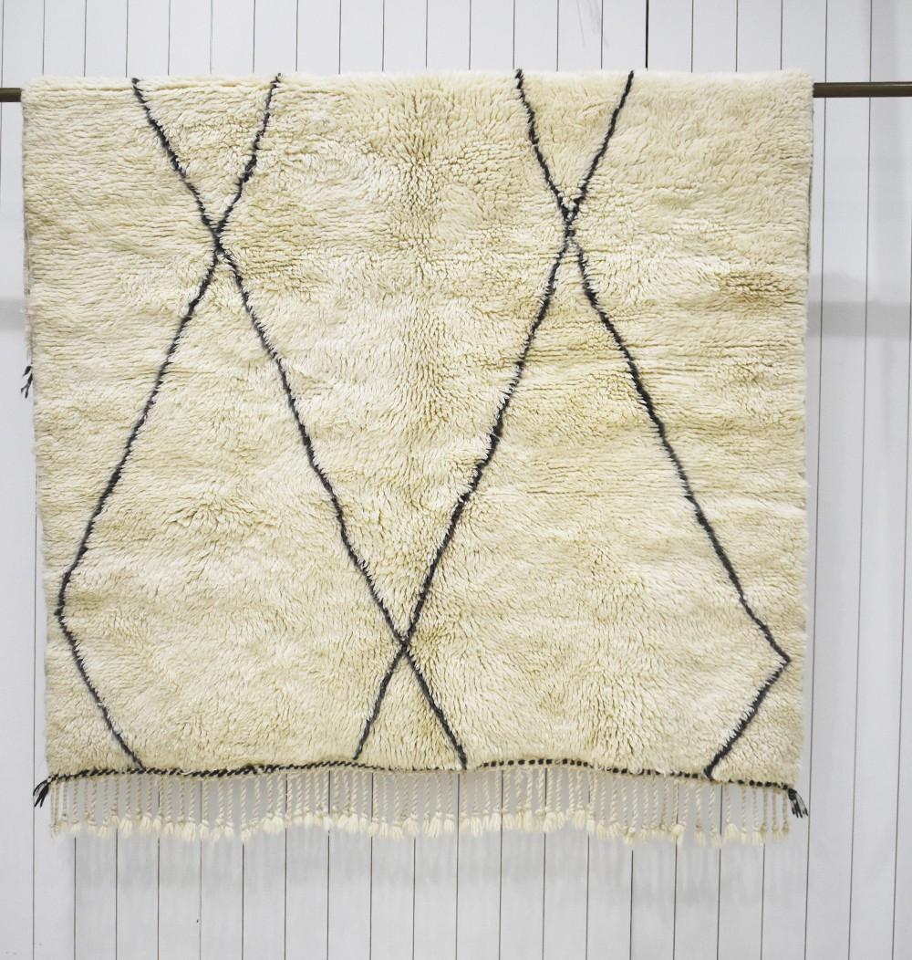 Berber Mrirt carpet crème de la crème
