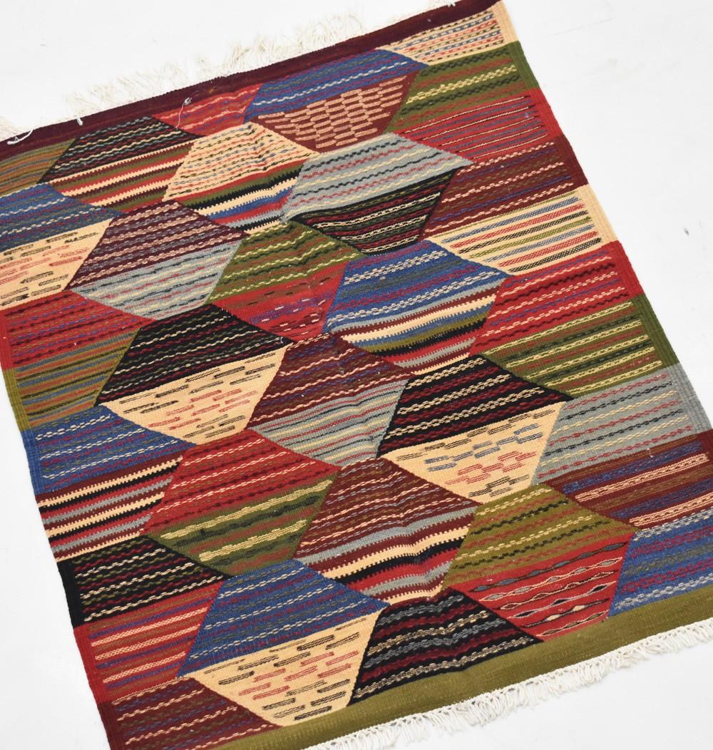 Berber carpet Hanbel holograms diamonds