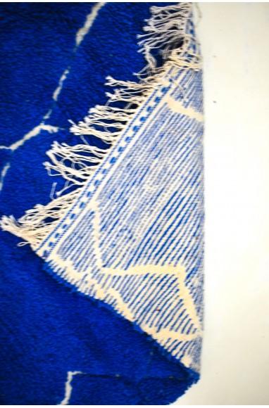 """Tapis berbère """"blue ocean"""""""