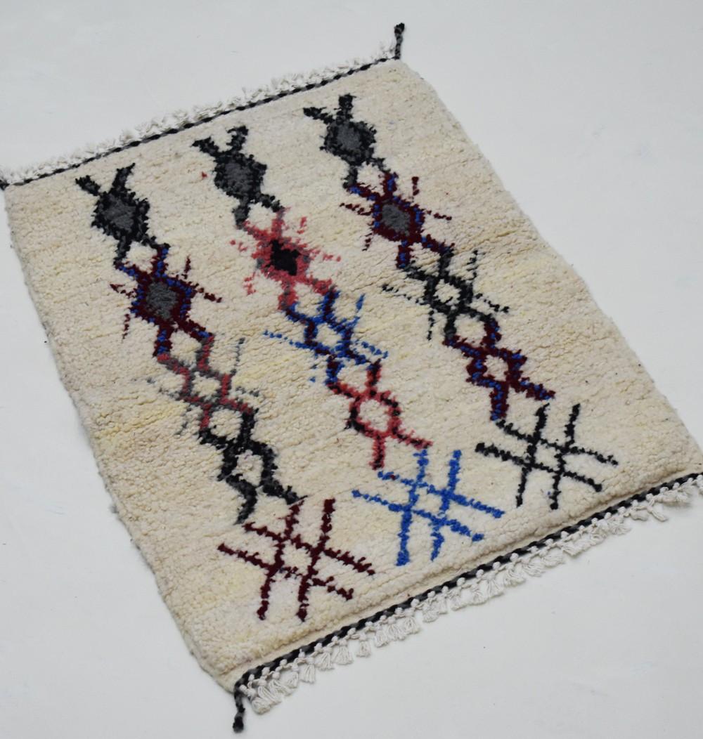 Petit tapis berbère éléctriques