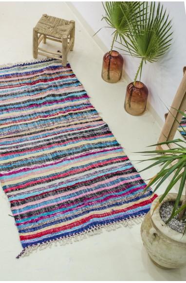 Berber carpet flat