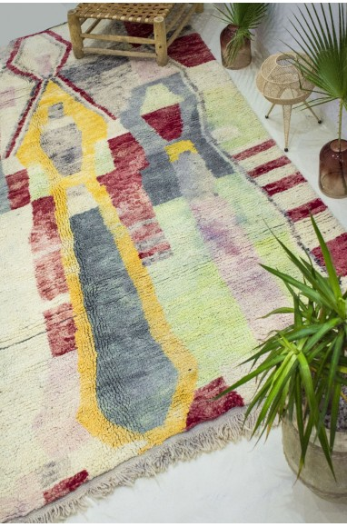 "Azilal carpet ""Horizon"""