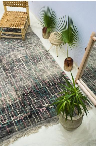 "Azilal carpet ""Garlands of lights"""