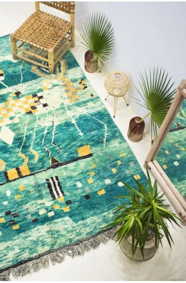 """Azilal rug """"Kaleidoscope"""""""