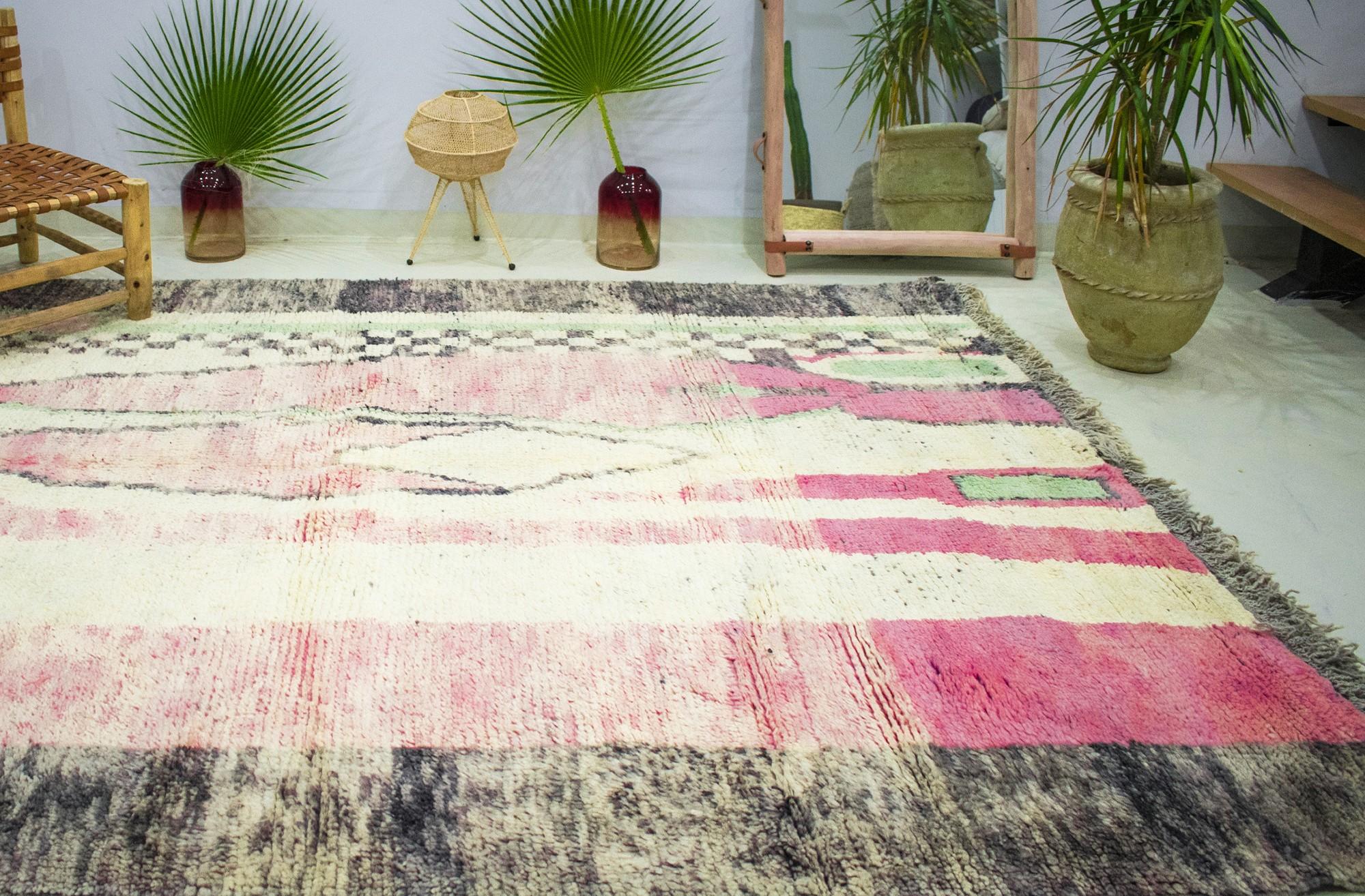 "Azilal carpet ""Mirages"""