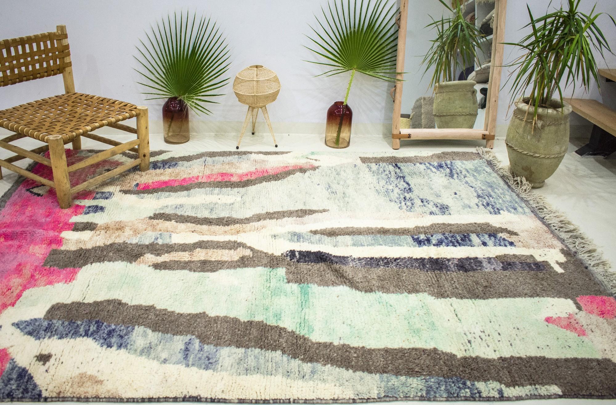 "Azilal carpet ""Imaginary"""