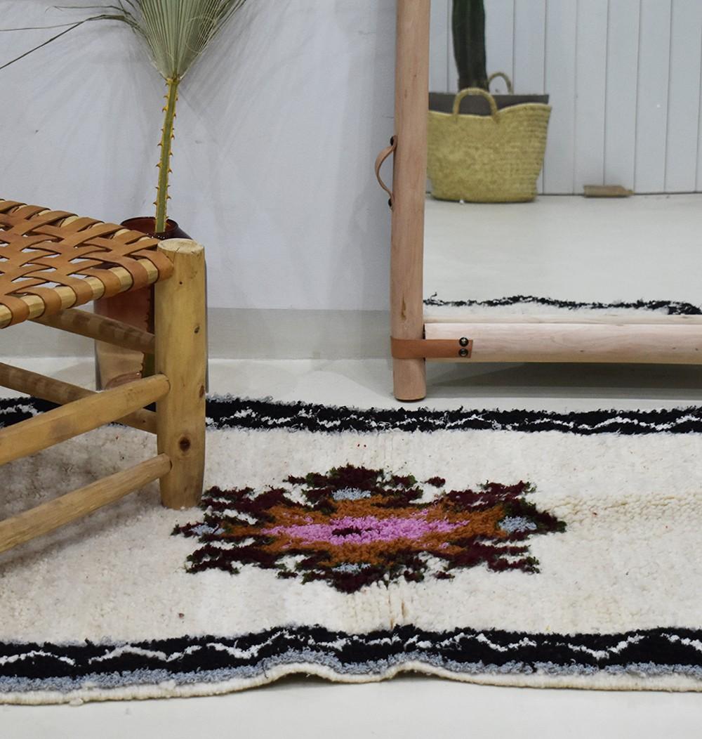 """Small Berber rug """"Bijou"""""""