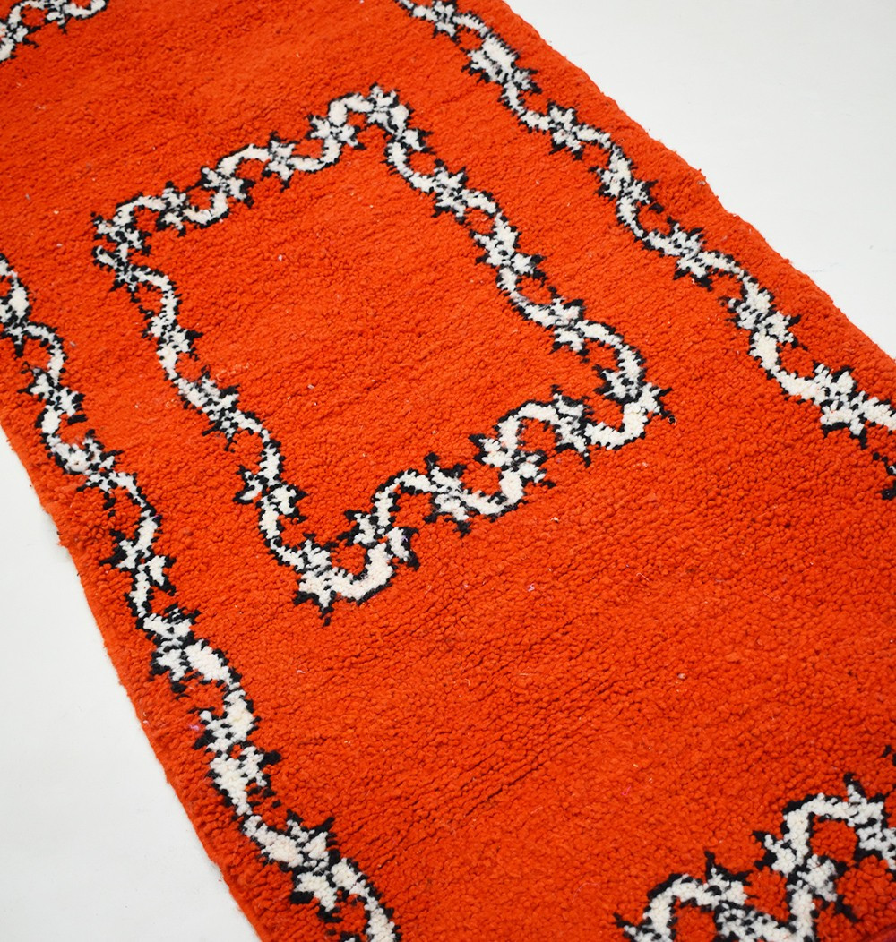 "Small Berber carpet ""Rome"""