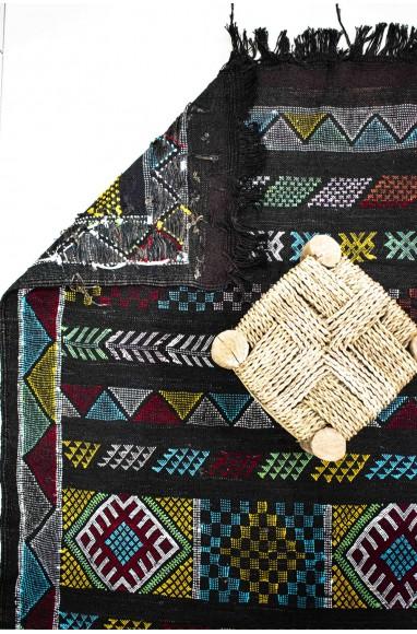 "Sabra rug ""Aztec"""